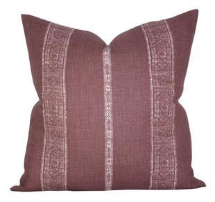 Patmos Stripe Pillow