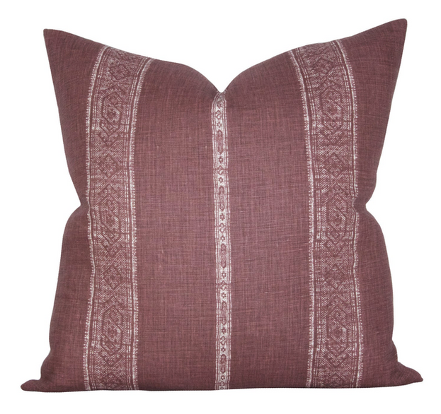 Patmos Stripe Pillow