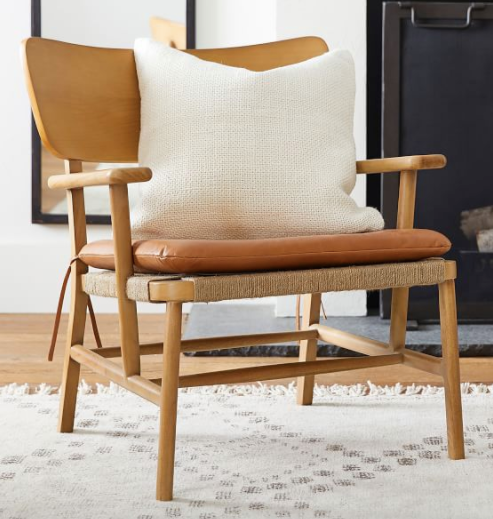 Danish Leather Chair