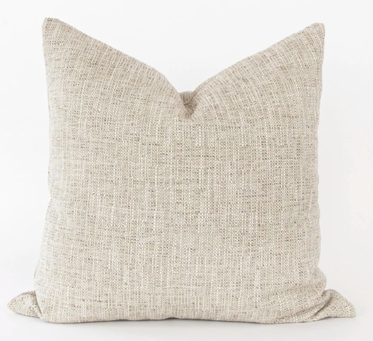 Sisal Pillow