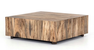 """Terri 40"""" Cube Coffee Table"""
