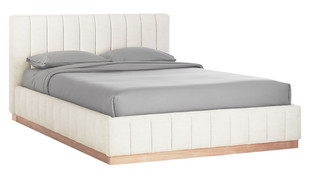 Chanel Tufted Bed