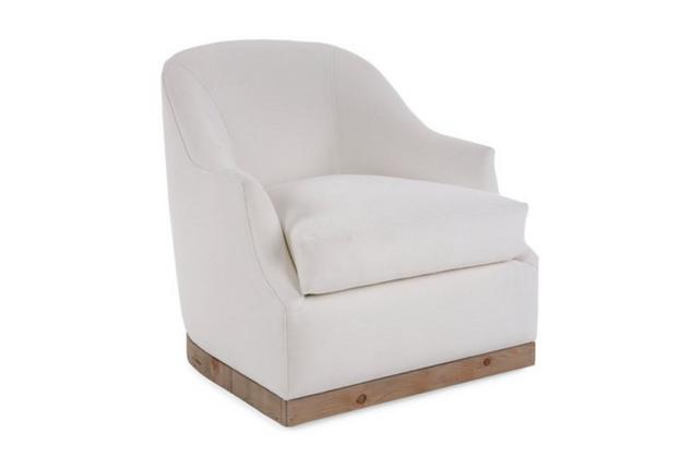 Bridget Swivel Club Chair