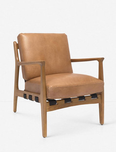 Kenneth Leather Chair