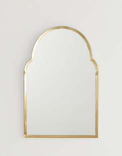 Table Leaner Mirror