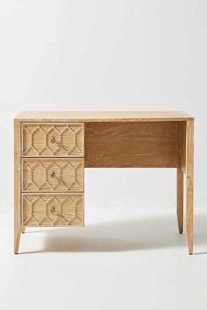 Textured Trellis Desk