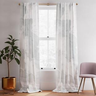 Etched Cloud Curtains