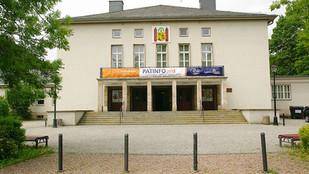 Festhalle / Ilmenau