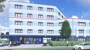 Bürogebäude TÜV Thüringen, Erfurt