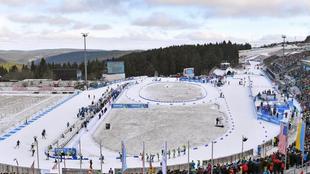 Biathlon-Arena, Oberhof