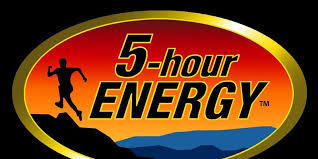 5 - Hour Energy Heroes Award