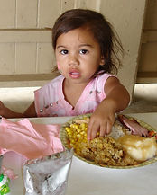 Project Hawai'i, Inc. share a meal program