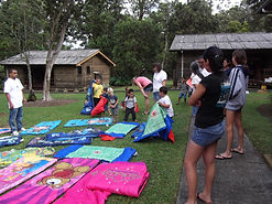 Project Hawai'i, Inc. summer camp for homeless keiki