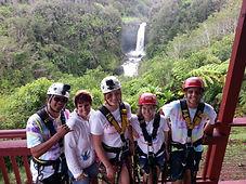 Teen Adventure Tours Hawaii Summer