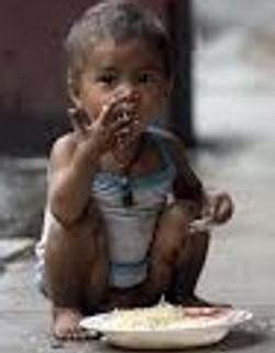 keiki eating