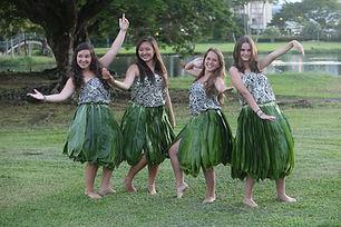 Project Hawai'i, Inc. summer camp teen mentors hula