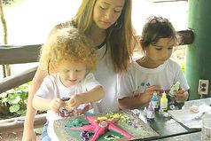 Teen Mentoring Summer camp