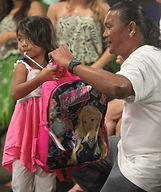 Back to school graduation for homeless keiki