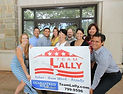 TEAM LALLY support homeless keiki
