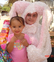 Easter Cheer for Homeless Keiki