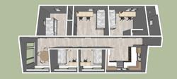 Building #3 Dorms