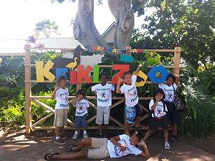 Adventures Abound -Project Hawai'i Honolulu Zoo Trip