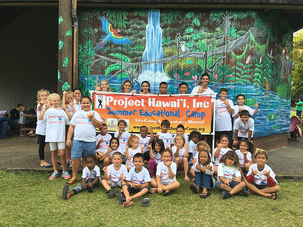 project hawaii summer camp