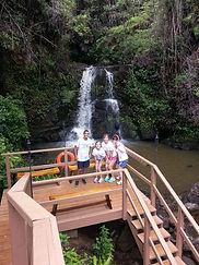 Zipline and Exploration in Hawaii with Project Hawai'i, Inc. teen mentor summer camp