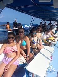 Teen Mentors on Body Glove Cruises Hawaii Project Hawai'i, Inc.