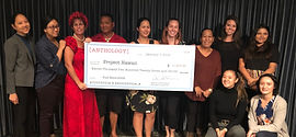 anthology gives to Project Hawai'i, Inc.
