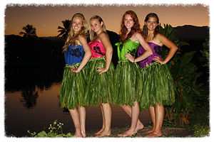 Hawaiian Culture Teen Travel