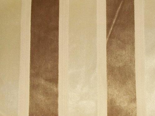 Eleganza Broad Stripe Honey/Cream / SR17260