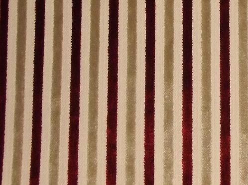 Eleganza Candy Stripe Henna/Gold / SR17272