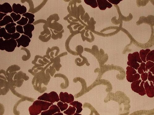 Eleganza Floral 2 Colour Henna/Gold / SR17252