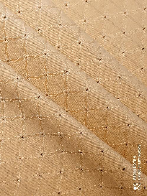 Remnant- Ross Fabrics- Lattice Linen- 1 M