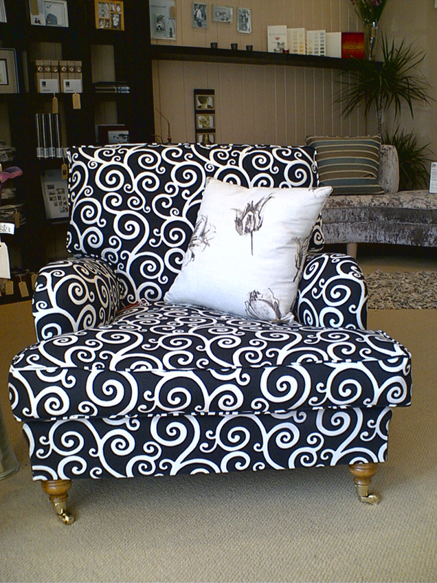 Howard Style Armchair