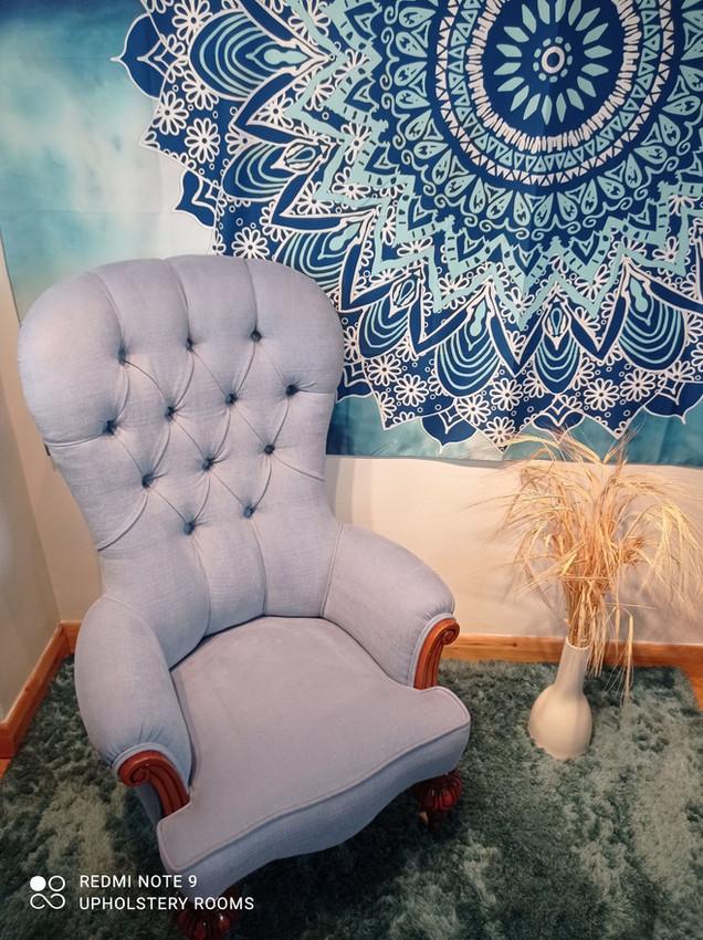 Victorian Style Armchair