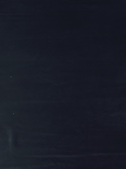 Remnant-  Dark Grey Velvet- 1.5 M