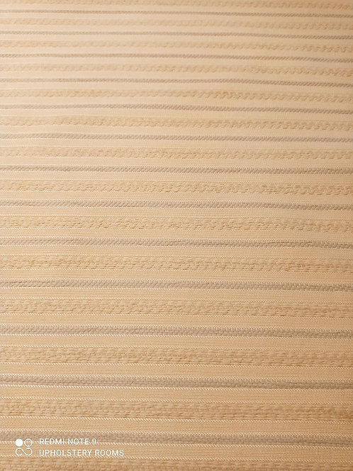 Remnant- Patterned Cream- 1 Metre