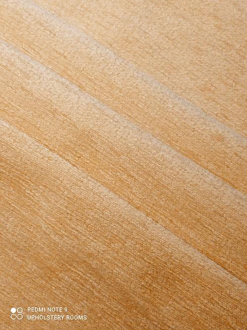 Remnant- B Ross Fabrics Cream Chenille- 1.5 M