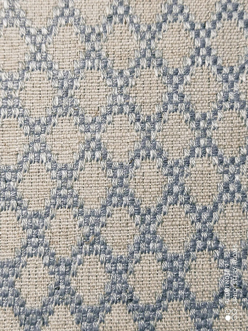 Remnant- Blue Flat Weave- 2 M
