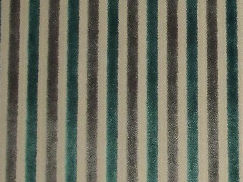 Eleganza Candy Stripe Teal / SR17334