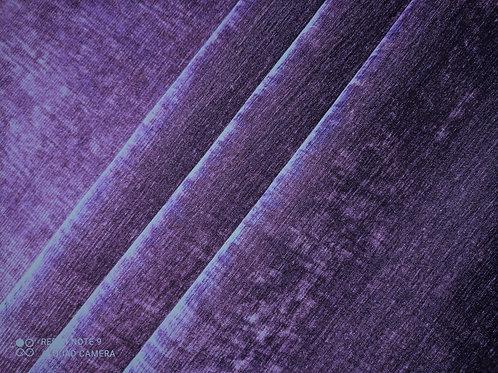 Remnant- Ross Fabrics- Velvet- 4 Metres
