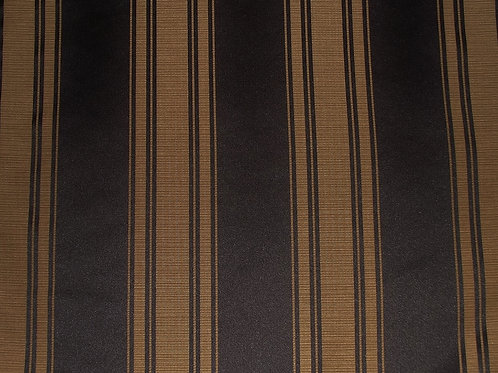 Damask Stripe Noir / SR14278