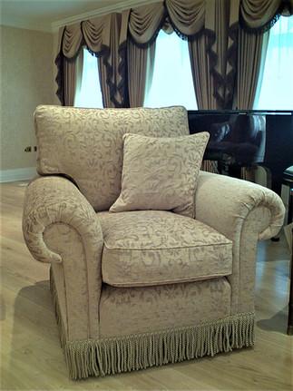 Johansen Style Armchair