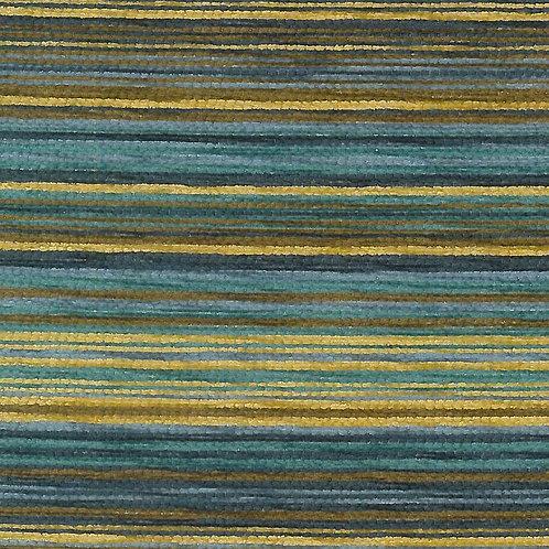 NADIA STRIPE CANARY BLUE
