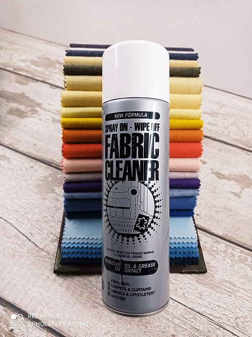 Fabric Cleaner & Stain Remover