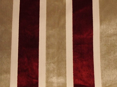 Eleganza Broad Stripe Gold/Henna / SR17262