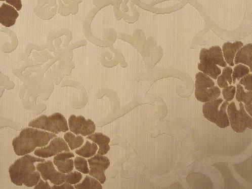 Eleganza Floral 2 Colour Honey/Cream / SR17250