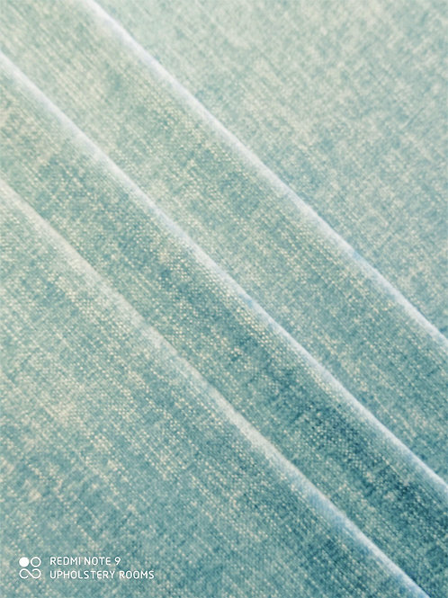 Remnant- Ross Fabric- Blue- 1.50 Metres